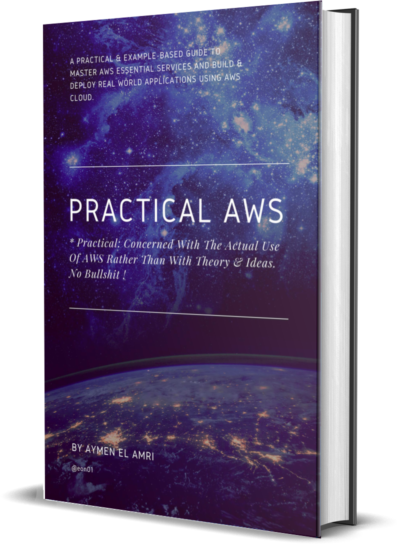Practical AWS cover